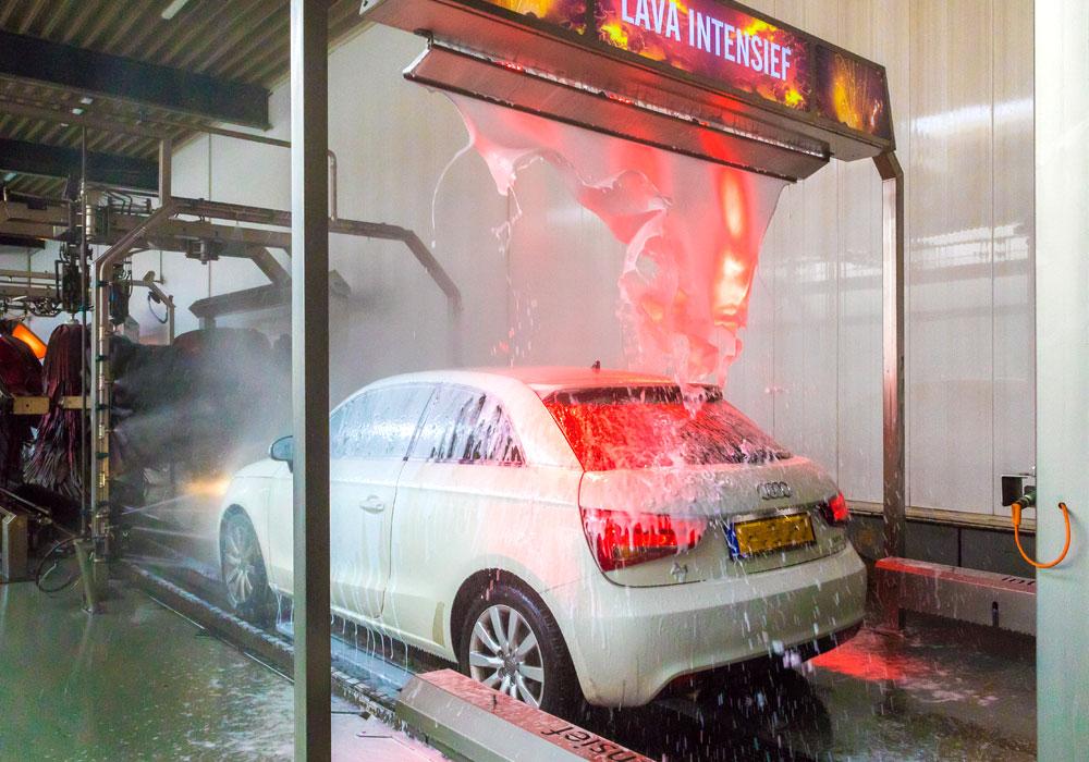 Voordelig autowassen